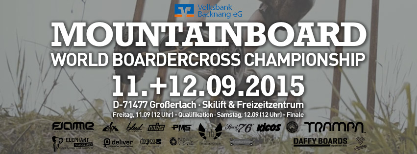 World Mountainboard Boardercross Championship 2015